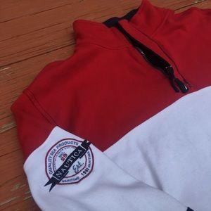 Nautica 1/4 Zip Sweater